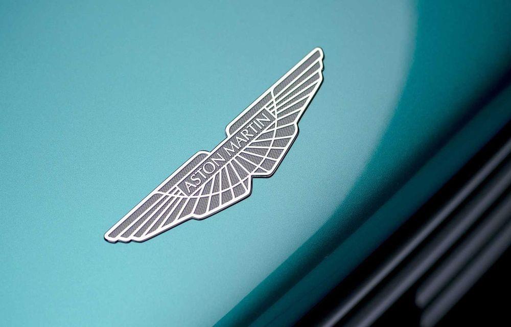 Versiunea de producție Aston Martin Valhalla: motor V8, două unități electrice și 950 CP - Poza 14