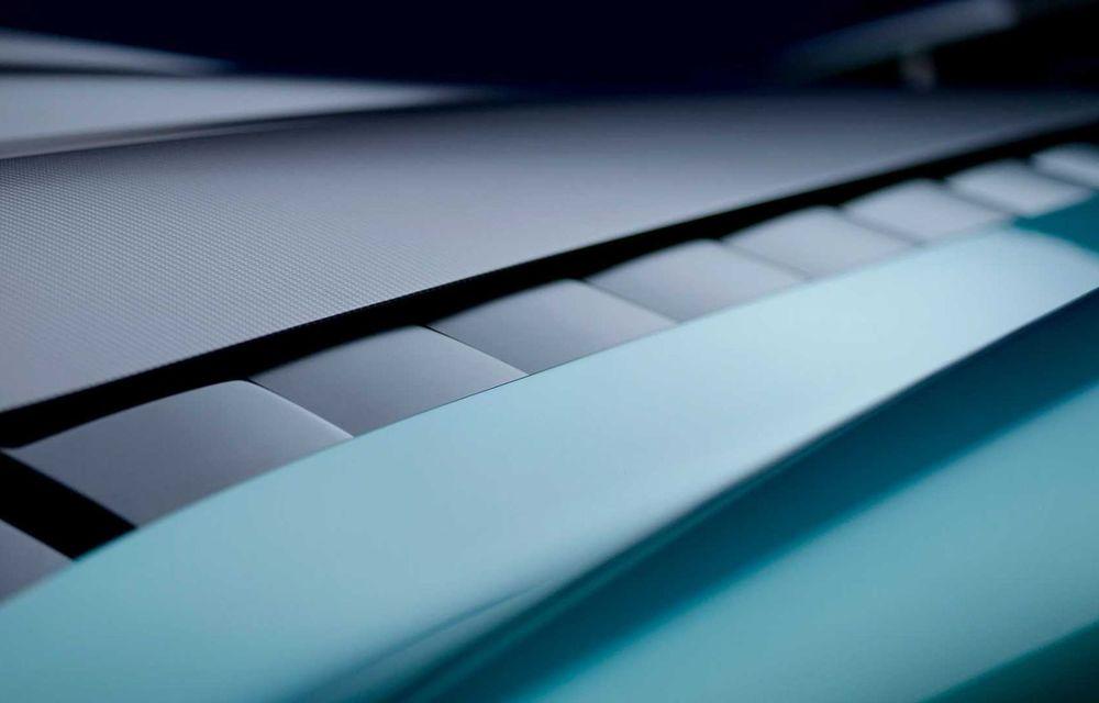 Versiunea de producție Aston Martin Valhalla: motor V8, două unități electrice și 950 CP - Poza 16
