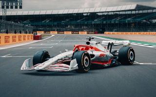 Primele imagini cu monopostul de Formula 1 din 2022: aerodinamică nouă și mai mult biocombustibil