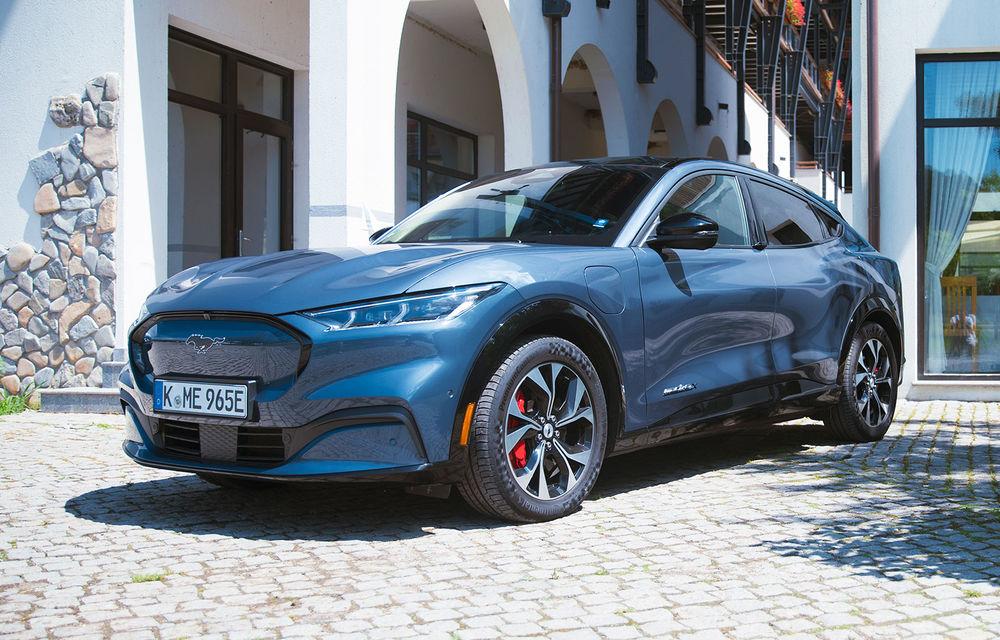 8 lucruri pe care trebuie să le știi despre noul Ford Mustang Mach-E: am fost primii jurnaliști care au condus mașina în România - Poza 1