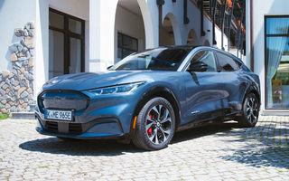 8 lucruri pe care trebuie să le știi despre noul Ford Mustang Mach-E: am fost primii jurnaliști care au condus mașina în România