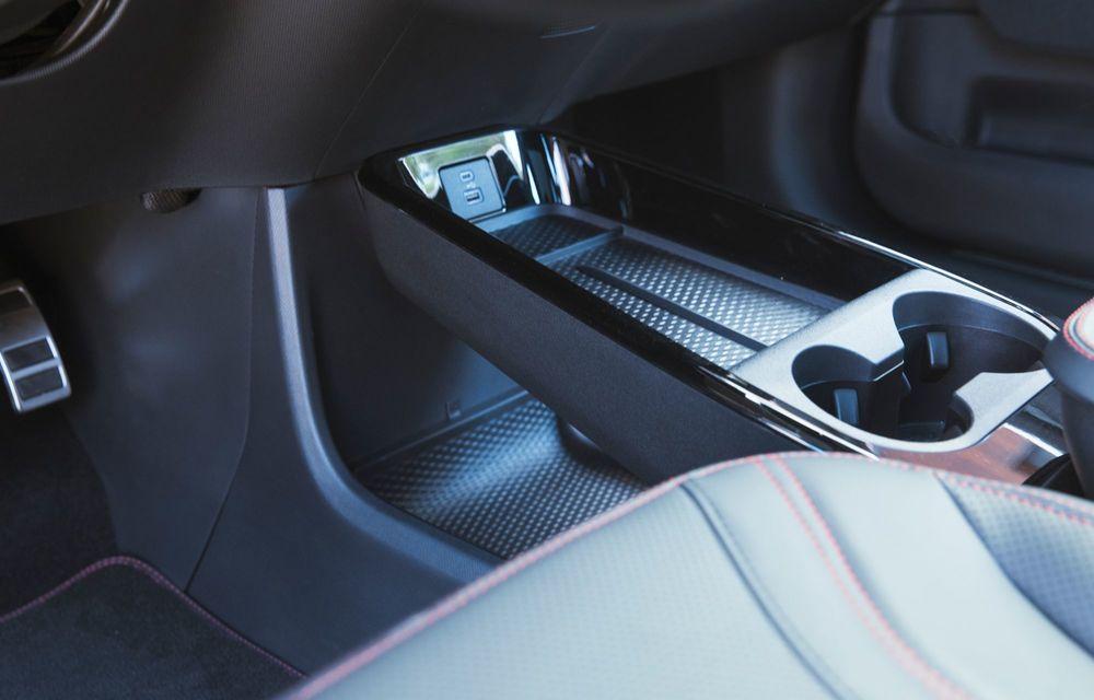 8 lucruri pe care trebuie să le știi despre noul Ford Mustang Mach-E: am fost primii jurnaliști care au condus mașina în România - Poza 32