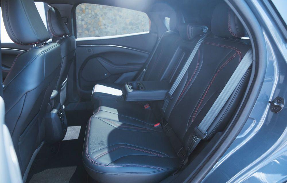 8 lucruri pe care trebuie să le știi despre noul Ford Mustang Mach-E: am fost primii jurnaliști care au condus mașina în România - Poza 37