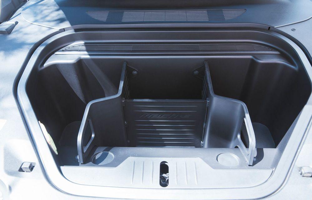8 lucruri pe care trebuie să le știi despre noul Ford Mustang Mach-E: am fost primii jurnaliști care au condus mașina în România - Poza 21