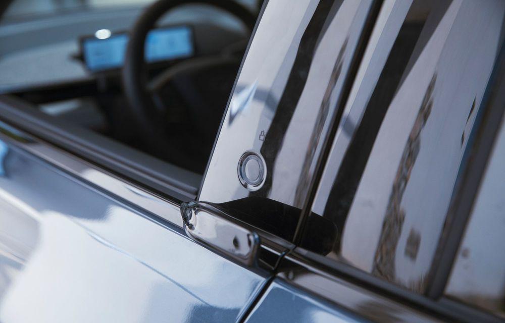 8 lucruri pe care trebuie să le știi despre noul Ford Mustang Mach-E: am fost primii jurnaliști care au condus mașina în România - Poza 23