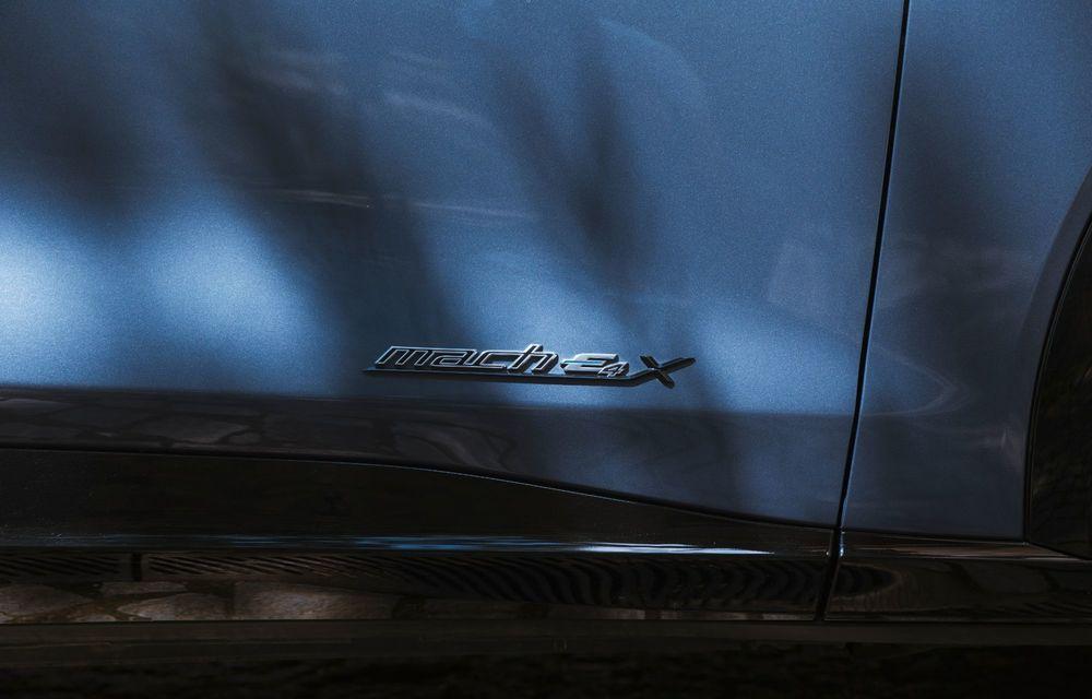 8 lucruri pe care trebuie să le știi despre noul Ford Mustang Mach-E: am fost primii jurnaliști care au condus mașina în România - Poza 38