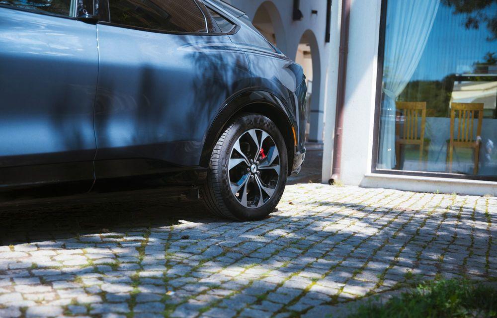 8 lucruri pe care trebuie să le știi despre noul Ford Mustang Mach-E: am fost primii jurnaliști care au condus mașina în România - Poza 9