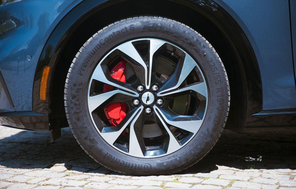 8 lucruri pe care trebuie să le știi despre noul Ford Mustang Mach-E: am fost primii jurnaliști care au condus mașina în România - Poza 10