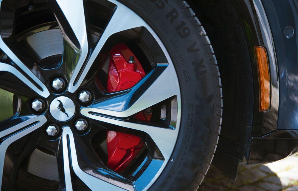 8 lucruri pe care trebuie să le știi despre noul Ford Mustang Mach-E: am fost primii jurnaliști care au condus mașina în România - Poza 17