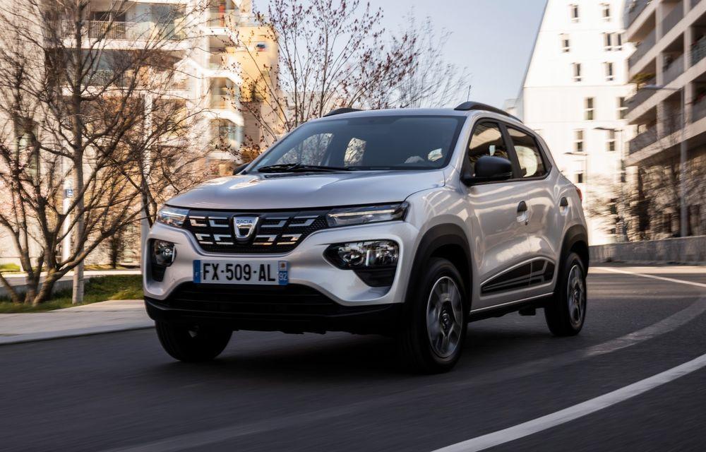 Dacia Spring a înregistrat peste 15.000 de comenzi în Europa - Poza 1