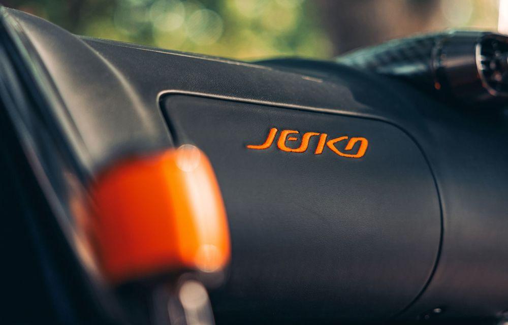 Startul producției pentru Koenigsegg Jesko. Imagini cu primul exemplar pre-serie - Poza 11