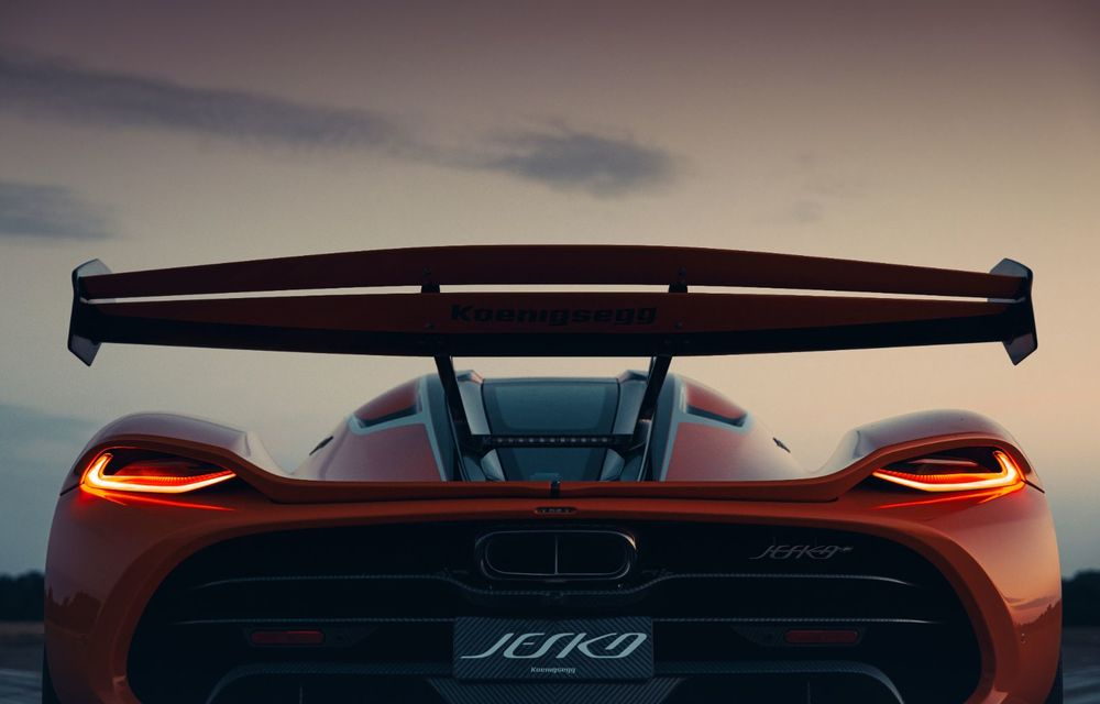 Startul producției pentru Koenigsegg Jesko. Imagini cu primul exemplar pre-serie - Poza 8