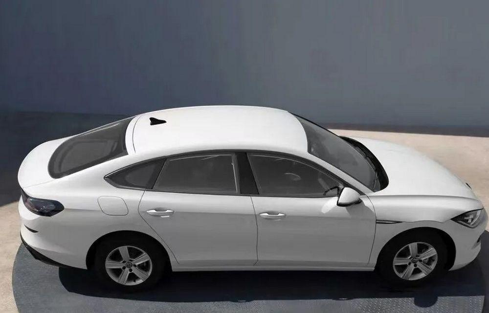 Ce modele mai vinde Volkswagen în China: Lamando este un rival pentru Mercedes-Benz CLA, cu spate de Peugeot 508 - Poza 2