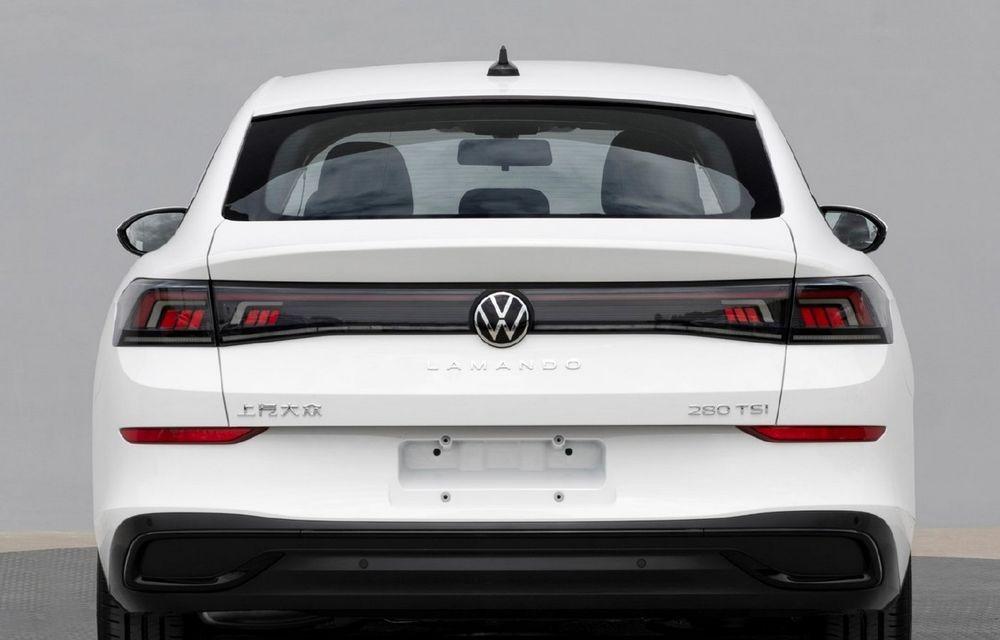 Ce modele mai vinde Volkswagen în China: Lamando este un rival pentru Mercedes-Benz CLA, cu spate de Peugeot 508 - Poza 3