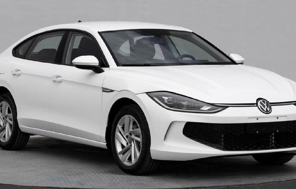 Ce modele mai vinde Volkswagen în China: Lamando este un rival pentru Mercedes-Benz CLA, cu spate de Peugeot 508 - Poza 5
