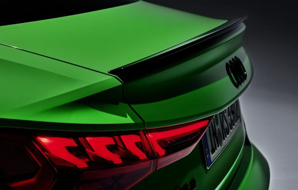 Noua generație Audi RS3 Sportback și Sedan: 400 CP și sistem de vectorizare a cuplului - Poza 27