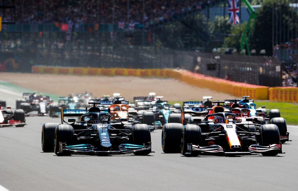 Lewis Hamilton câștigă la Silverstone, după un incident controversat cu Max Verstappen - Poza 2