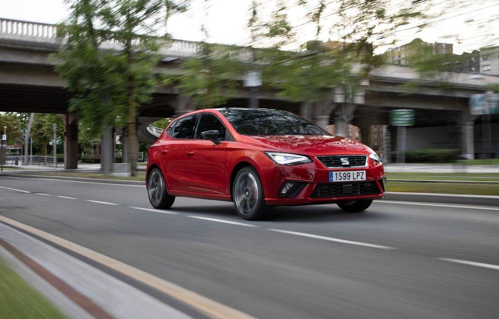 Prețuri Seat Ibiza facelift în România: start de la 15.300 de euro - Poza 1
