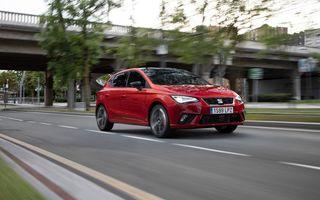 Prețuri Seat Ibiza facelift în România: start de la 15.300 de euro