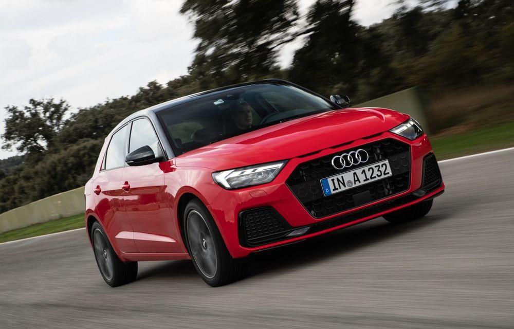"""Șeful Audi: """"Nu avem în plan un succesor pentru A1"""" - Poza 1"""
