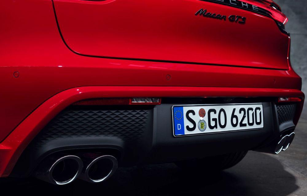 Porsche Macan facelift debutează cu până la 440 CP și fără versiune Turbo - Poza 37