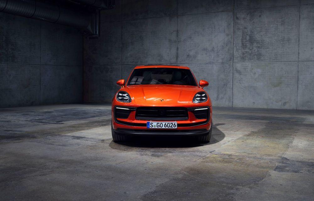Porsche Macan facelift debutează cu până la 440 CP și fără versiune Turbo - Poza 5