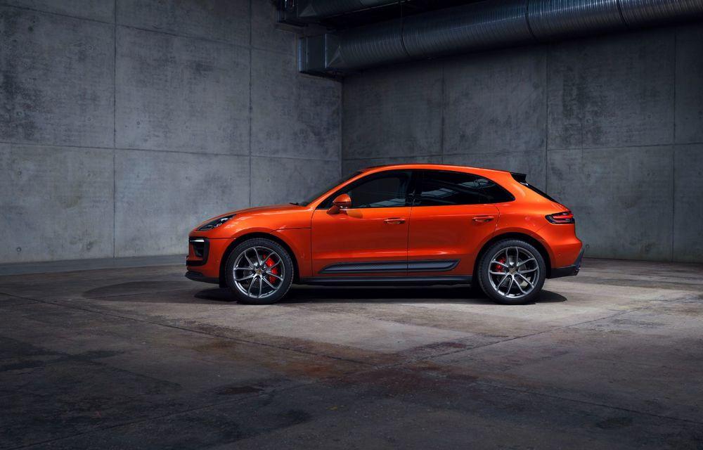 Porsche Macan facelift debutează cu până la 440 CP și fără versiune Turbo - Poza 4