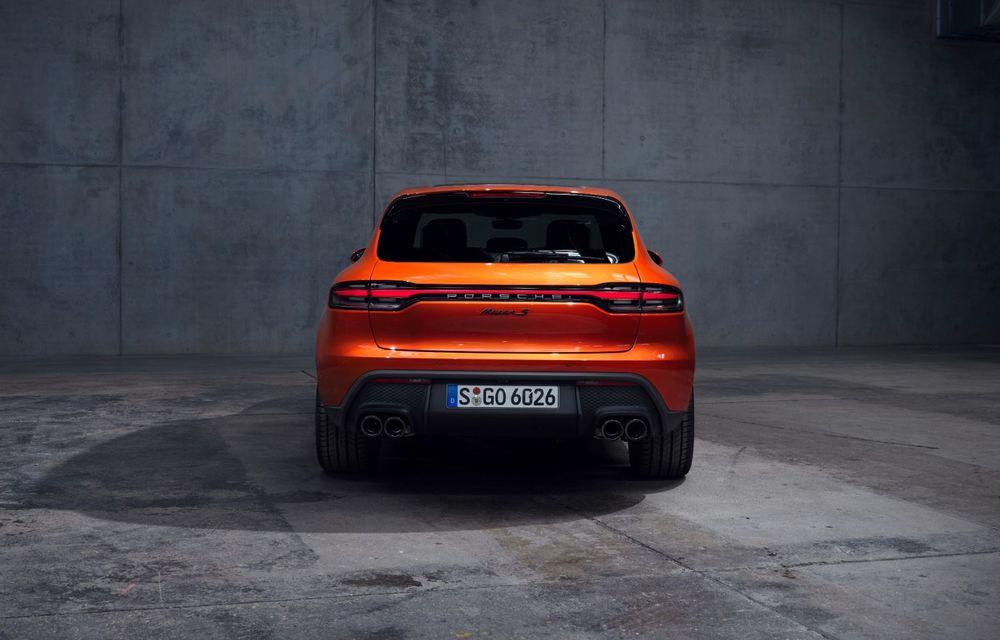 Porsche Macan facelift debutează cu până la 440 CP și fără versiune Turbo - Poza 6