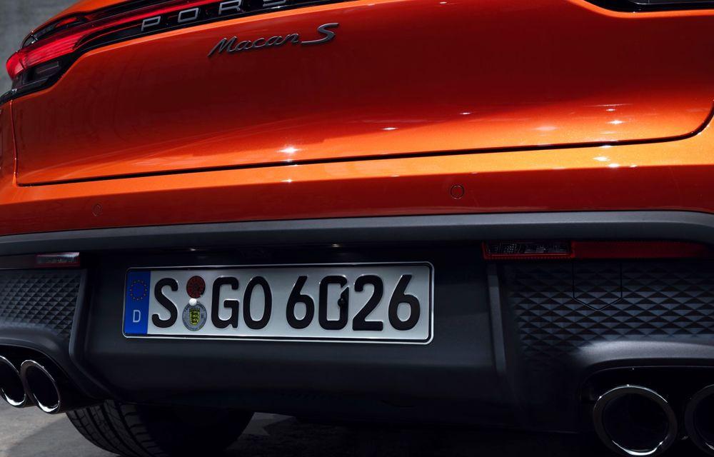 Porsche Macan facelift debutează cu până la 440 CP și fără versiune Turbo - Poza 39