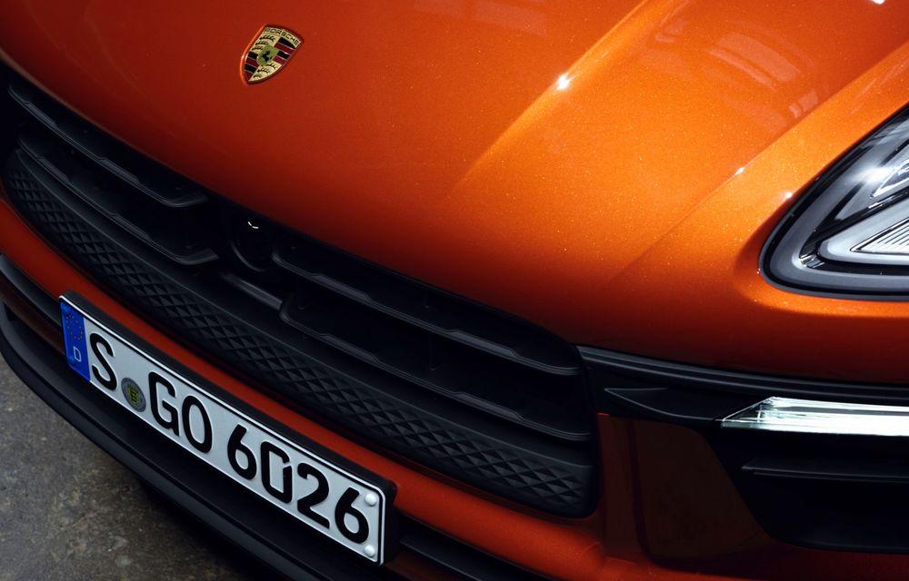 Porsche Macan facelift debutează cu până la 440 CP și fără versiune Turbo - Poza 40