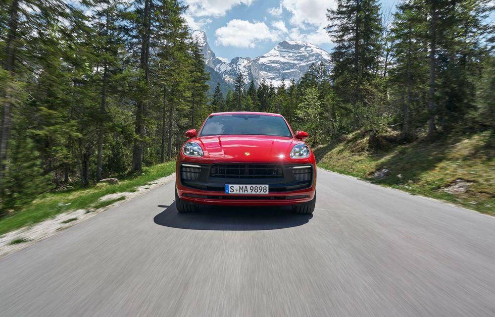 Porsche Macan facelift debutează cu până la 440 CP și fără versiune Turbo - Poza 15