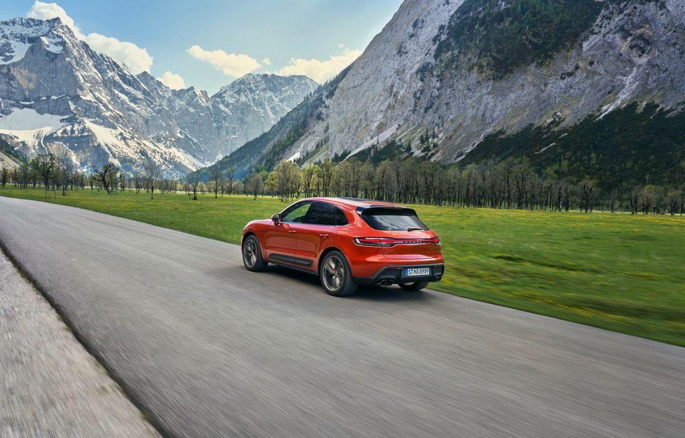 Porsche Macan facelift debutează cu până la 440 CP și fără versiune Turbo - Poza 18