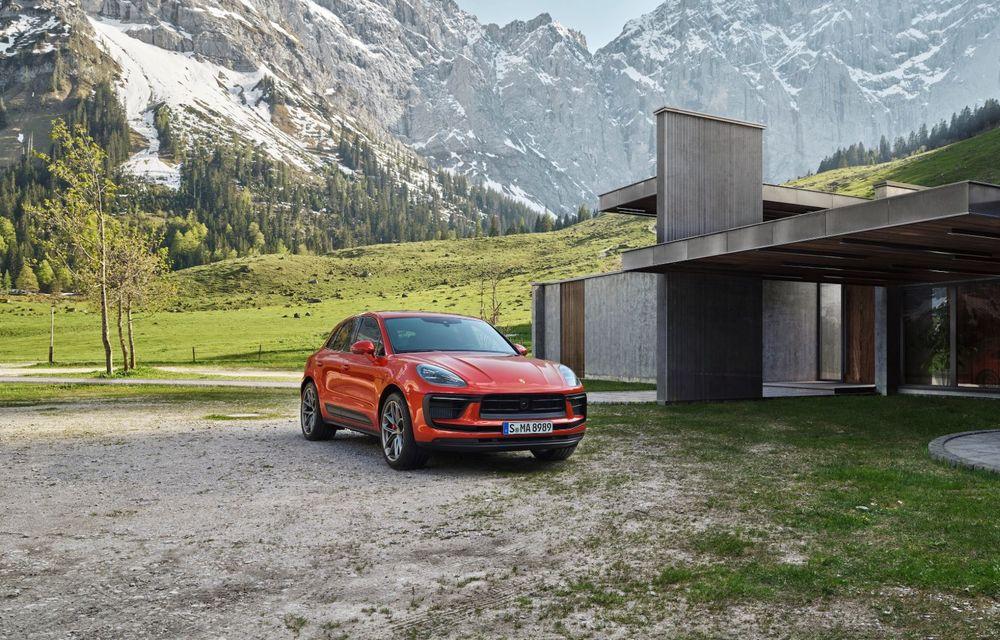 Porsche Macan facelift debutează cu până la 440 CP și fără versiune Turbo - Poza 17