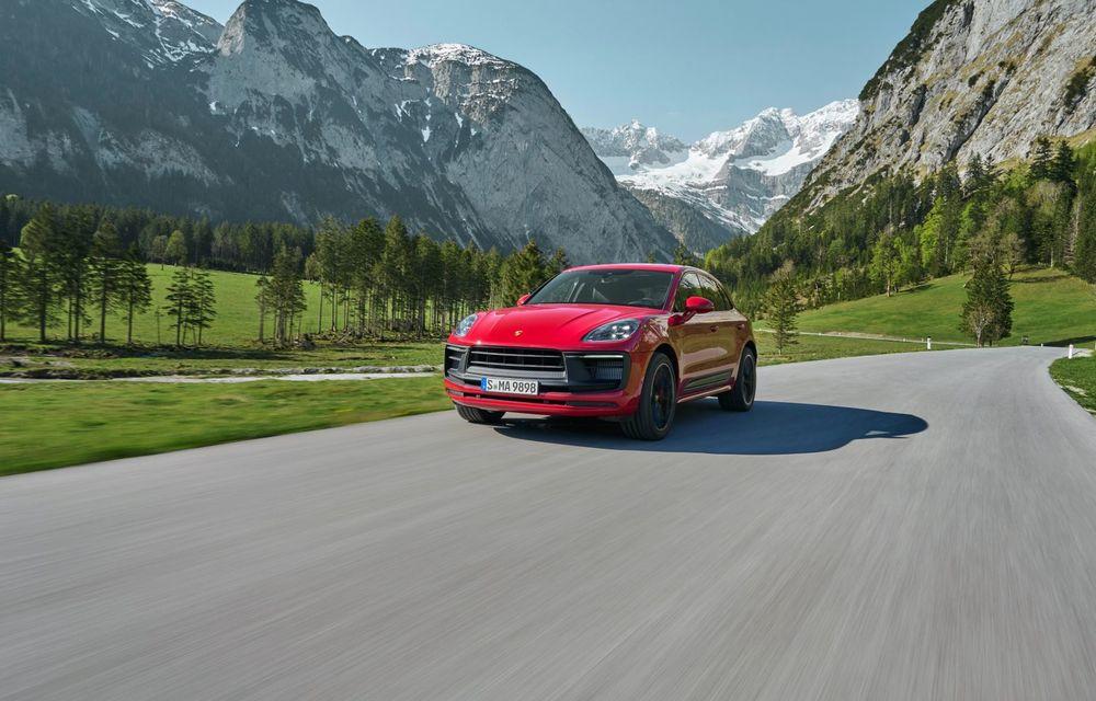 Porsche Macan facelift debutează cu până la 440 CP și fără versiune Turbo - Poza 16