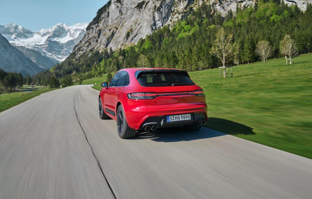 Porsche Macan facelift debutează cu până la 440 CP și fără versiune Turbo - Poza 20