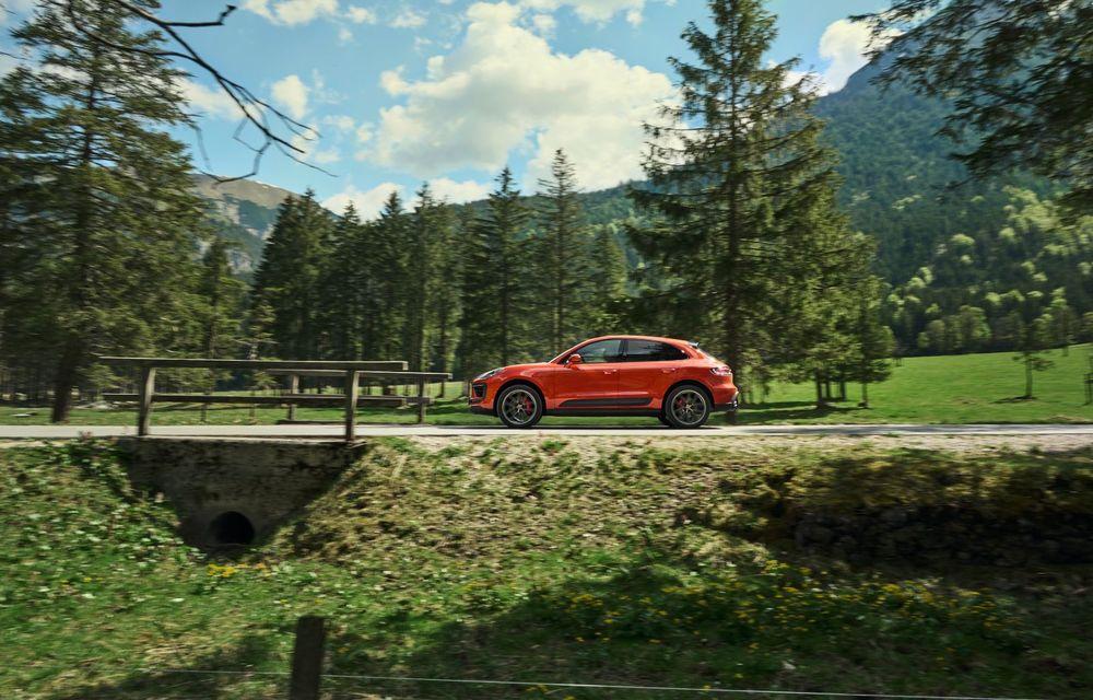 Porsche Macan facelift debutează cu până la 440 CP și fără versiune Turbo - Poza 22