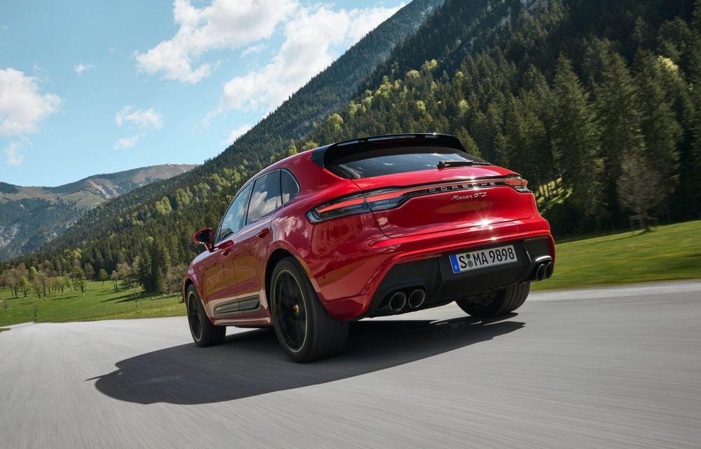 Porsche Macan facelift debutează cu până la 440 CP și fără versiune Turbo - Poza 23