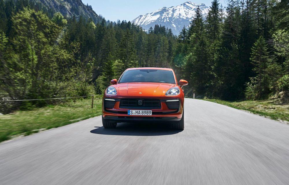 Porsche Macan facelift debutează cu până la 440 CP și fără versiune Turbo - Poza 25