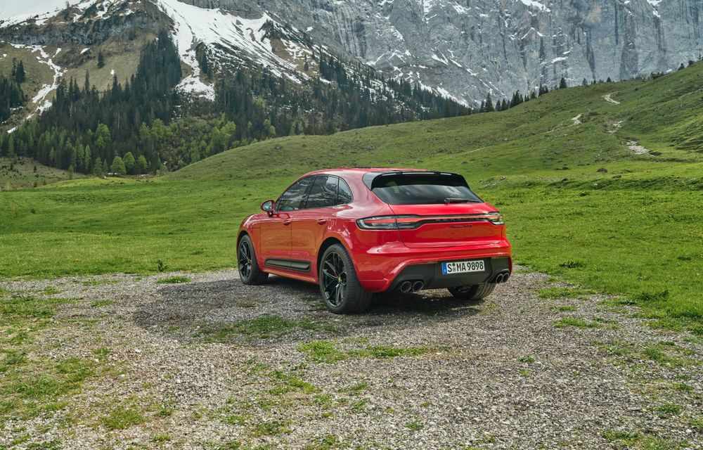Porsche Macan facelift debutează cu până la 440 CP și fără versiune Turbo - Poza 26