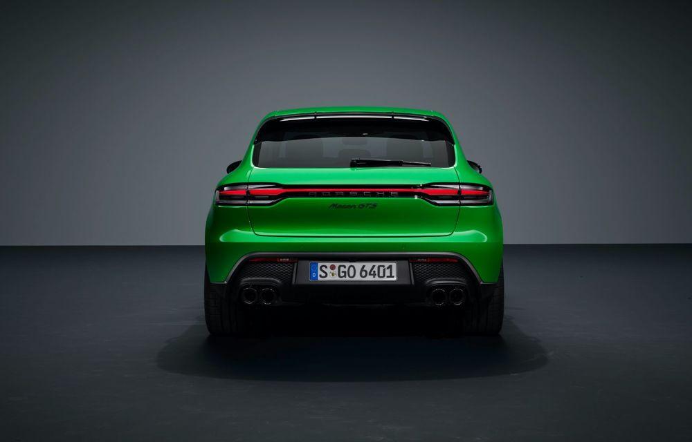 Porsche Macan facelift debutează cu până la 440 CP și fără versiune Turbo - Poza 12