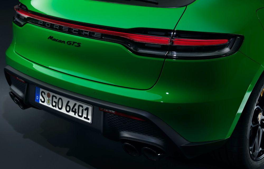 Porsche Macan facelift debutează cu până la 440 CP și fără versiune Turbo - Poza 36