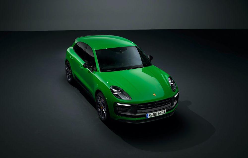Porsche Macan facelift debutează cu până la 440 CP și fără versiune Turbo - Poza 13