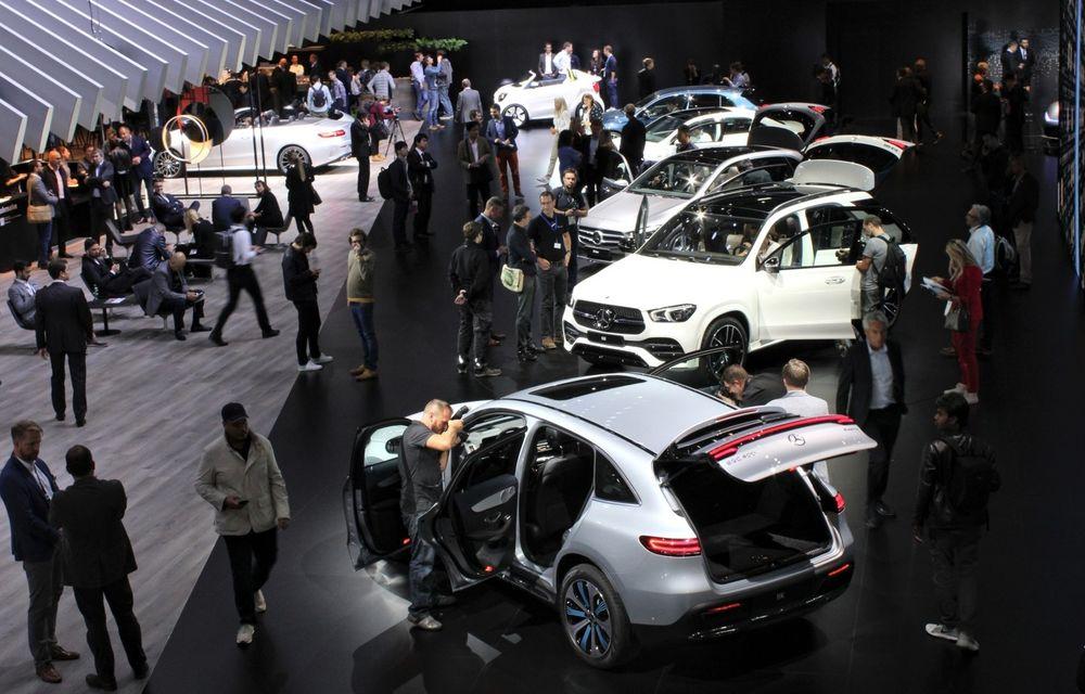 Salonul Auto de la Paris se întoarce în 2022 într-un format nou. Ultimul a avut loc în 2018 - Poza 1