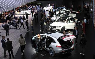 Salonul Auto de la Paris se întoarce în 2022 într-un format nou. Ultimul a avut loc în 2018