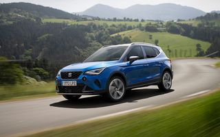 Prețuri Seat Arona facelift în România: pornește de la 16.600 de euro