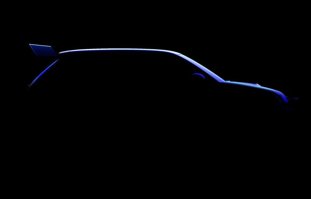 Viitorul hot hatch Alpine va fi un succesor electric al celebrului Renault 5 - Poza 1