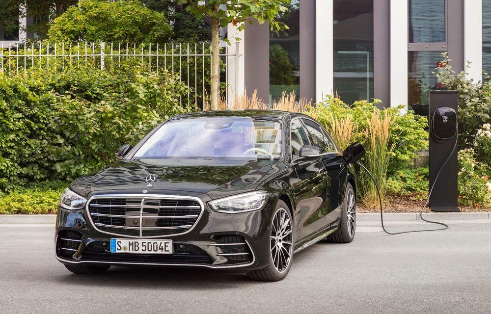 Prețuri Mercedes-Benz S 580 e în România: de la 126.000 euro pentru versiunea PHEV - Poza 1