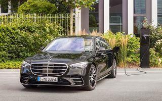 Prețuri Mercedes-Benz S 580 e în România: de la 126.000 euro pentru versiunea PHEV
