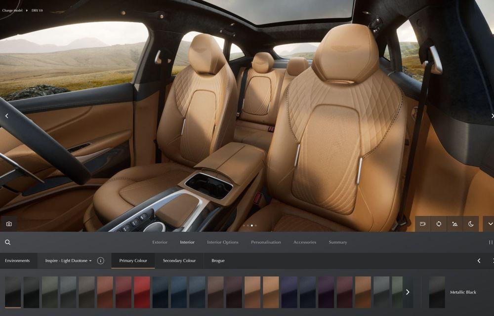 Modificări în gama Aston Martin: 535 CP pentru DB11 V8, Superleggera și AMR eliminate - Poza 11