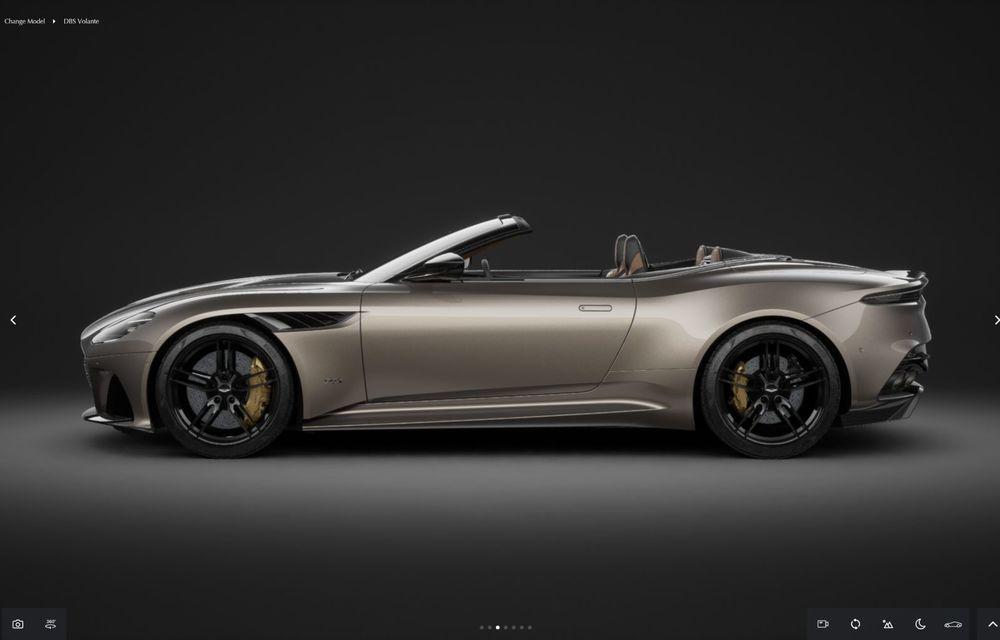 Modificări în gama Aston Martin: 535 CP pentru DB11 V8, Superleggera și AMR eliminate - Poza 8